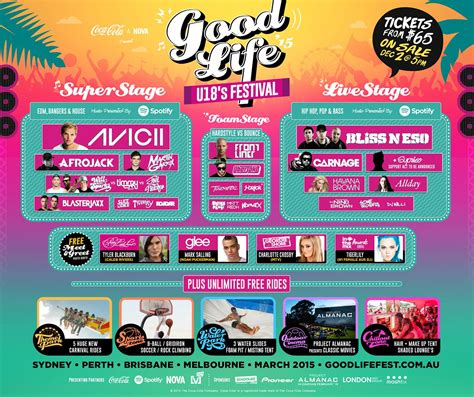 good life house music good life festival release 2015 lineup