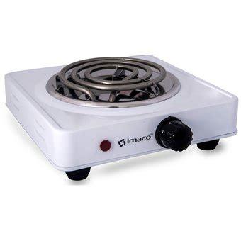 cocina electrica compra imaco cocina el 233 ctrica 1 hornilla 1000w hp1000