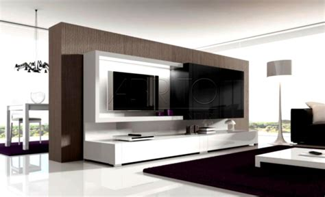 modern living room tv wall modern house