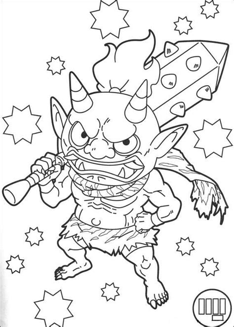 coloring pages yokai yokai coloring pages coloring pages