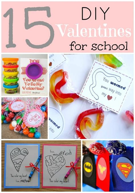 valentines school school cards the pinning