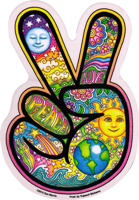 peace sign window stickers peace resource project