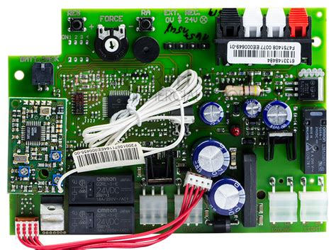 Allstar Garage Door Opener Circuit Board 110930 by Garage Door Circuit Board Liftmaster Chamberlain Part
