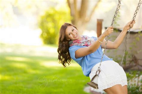 themes for senior pictures senior photo ideas for girls archives crystal madsen