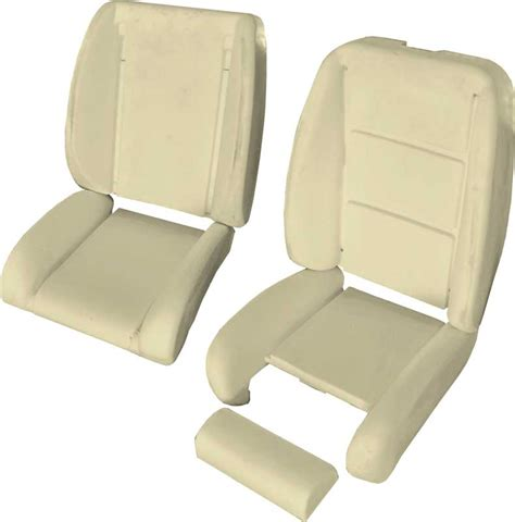 auto upholstery seat foam oer authorized products chevrolet camaro parts
