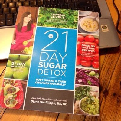 21 Day Sugar Detox Diet Book by Enter To Win An Advance Copy Of The New The Official 21