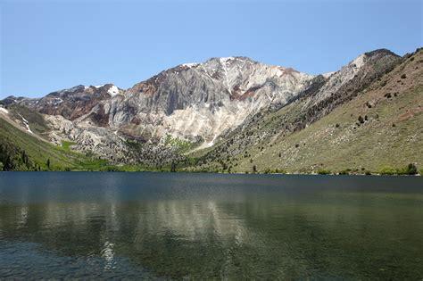 lake mammoth mammoth lakes and al hann central california 2009