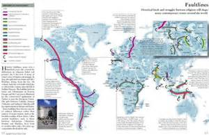 map of fault lines in map of fault lines worldwide pictures to pin on