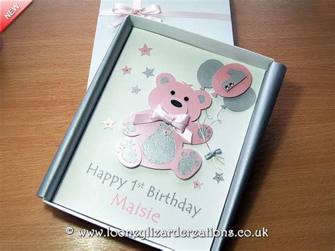 Handmade Luxury Birthday Cards - birthday luxury handmade 1st birthday card