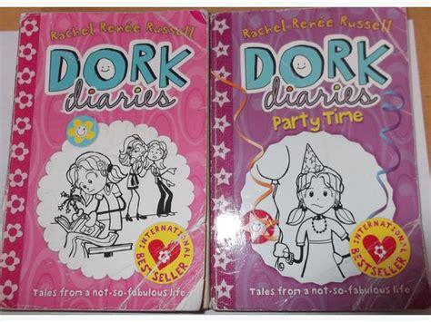 dork diaries book report dork diaries books x 2 renee wolverhton