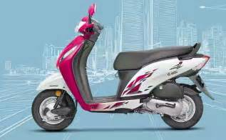 Honda Activa New Honda Activa I 2017 Price Colors And Features Updated