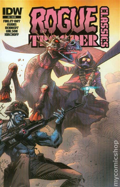 Rogue Trooper Tpb 1984 1988 comic books in gas mask