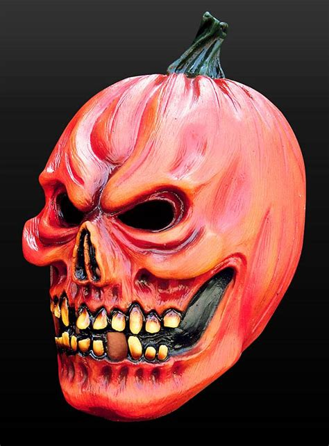 pumpkin masks evil pumpkin mask