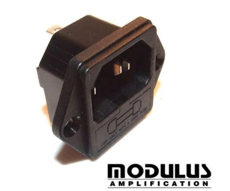 socket fuse holder iec mains socket kettle socket with fuse holder