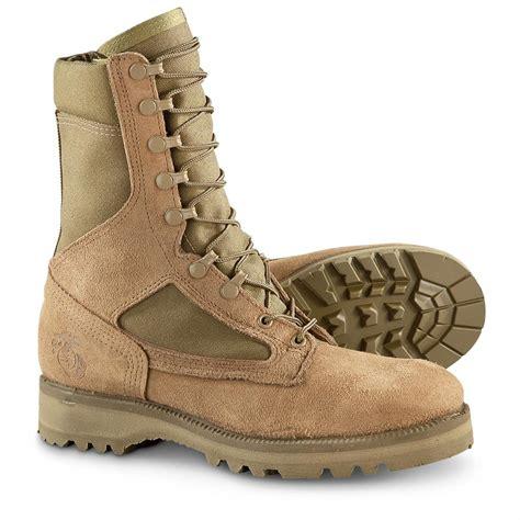 usmc boots altama usmc surplus s weather combat boots