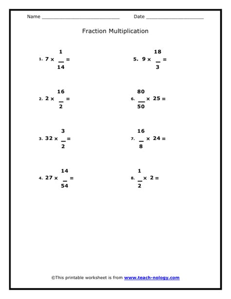 Multiplying Fractions With Whole Numbers Worksheets by Multiplying Fractions With Whole Numbers Worksheet 1000
