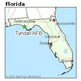 best places to live in tyndall afb florida