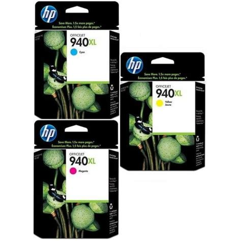 Hewlett Packard Ink 326 Y hewlett packard ink cartridges 940xl go4carz