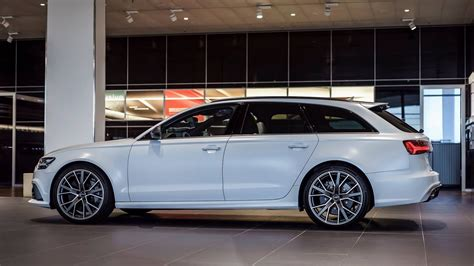 Audi Rs6 Performance by This Audi Rs6 Performance Exclusive Is For The Subtle