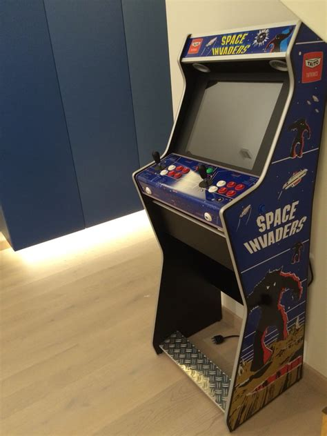 cabinato sala giochi cabinato sala giochi artigiancab arcade spaceinvaders