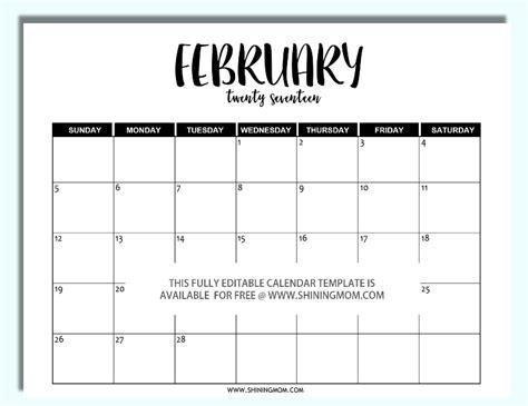 printable editable calendars 2017 calendar 2017 editable calendar 2017