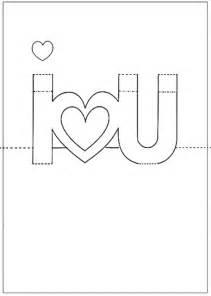 pop up letters template cart 227 o para o dia dos namorados dicas para fazer ou