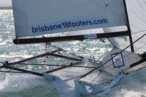 skiff sailing club crews wanted for 18ft skiffs brisbane 18 footers sailing