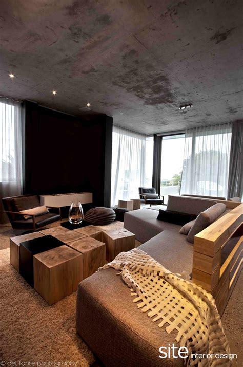 modern house interior design dramatic modern house by site interior design decoholic