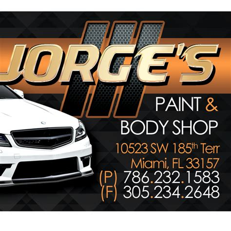 boat paint jobs near me jorge s paint body shop coupons near me in miami 8coupons