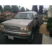1996 Toyota T100  Overview CarGurus