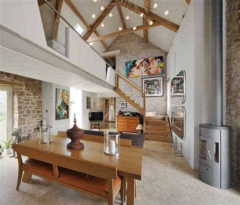interior design ideas barn conversions a contemporary look gives makes this beautifully restored