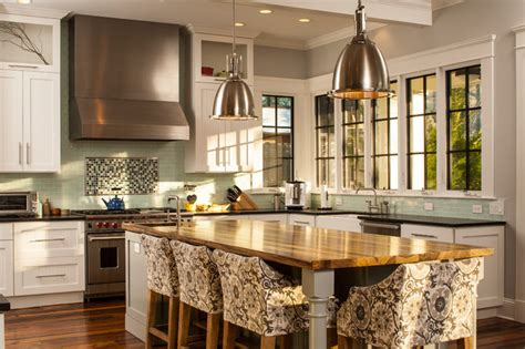 The Whole Kitchen by Historic Whole House Renovation Chef S Kitchen