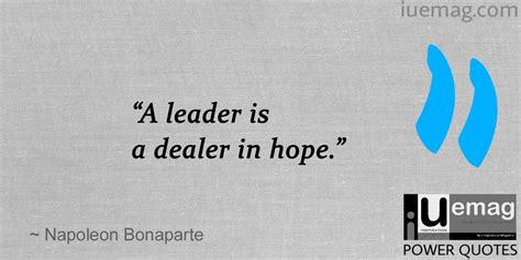 napoleon bonaparte quotes  define   important leadership qualities