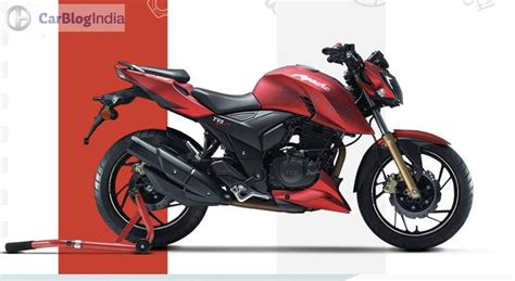 rtr apache new model tvs apache 200cc model rtr 200 4v launch price review