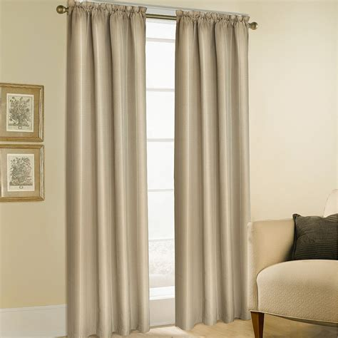 pocket curtain rod rod pocket curtains myideasbedroom com