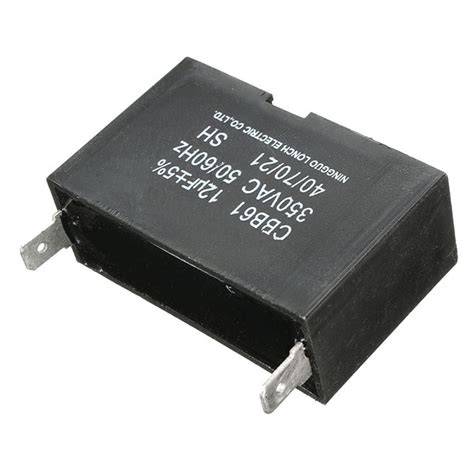 what size capacitor for generator 12uf ac 350v generator capacitor 55x33x20mm capacitor alex nld