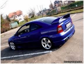 Opel Astra Bertone Tuning Opel Astra G Coupe Bertone Tuning