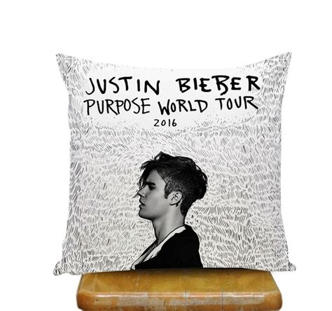 Justin Bieber Pillow by 1000 Ideas About O2l Collage On O2l Trevor And O2l Quotes