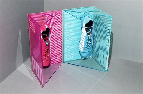 Assc Box Pink fifa world cup 2014 tricks collection the dieline packaging branding design