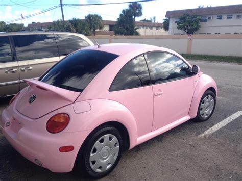 pink volkswagen beetle for sale volkswagen new beetle pink image 12