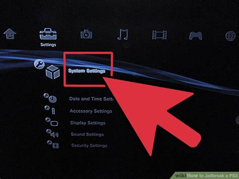 Usb Ps Jailbreak V12 Version Support Console Version 341 how to jailbreak a ps3 with pictures wikihow