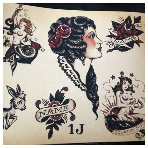 flash tattoos are the biggest sailor jerry flash imgur tattoos from the big wide