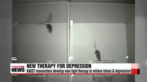 light therapy l for depression korean researchers develop light therapy for depression 국내