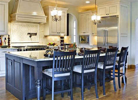 kitchen island chair practical kitchen island inspirations and tips home the