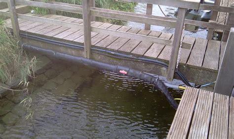 woonboot vervangen amsterdam flexibele water riool aansluiting maken woonboot werkspot