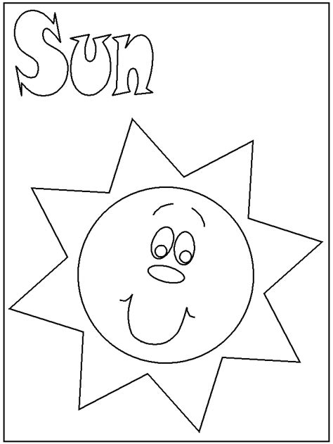 Sun Coloring Pages For Toddlers by 237 Free Printable Summer Coloring Pages For