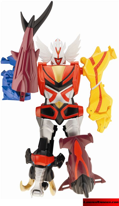 Megazord Power Rangers Jungle Fury jungle fury megazord toys big