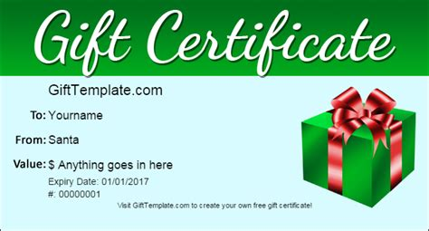 make your own vouchers template ubuntu corner and gift certificates