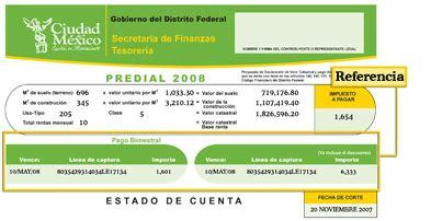 pago impuesto predial distrito federal 2016 gobierno del distrito federal aumenta hasta el 43 el pago