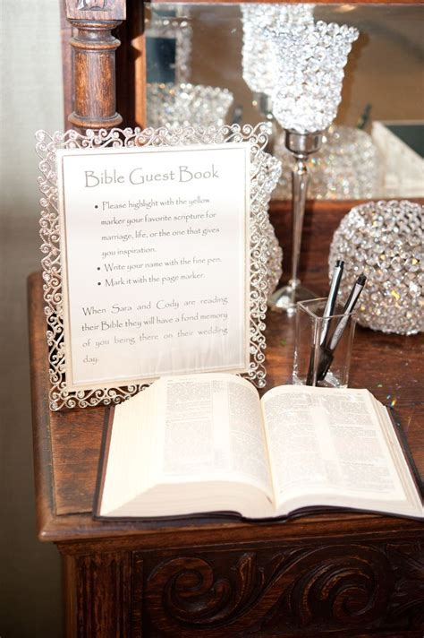 Best 25  Wedding bible ideas on Pinterest   Wedding bible